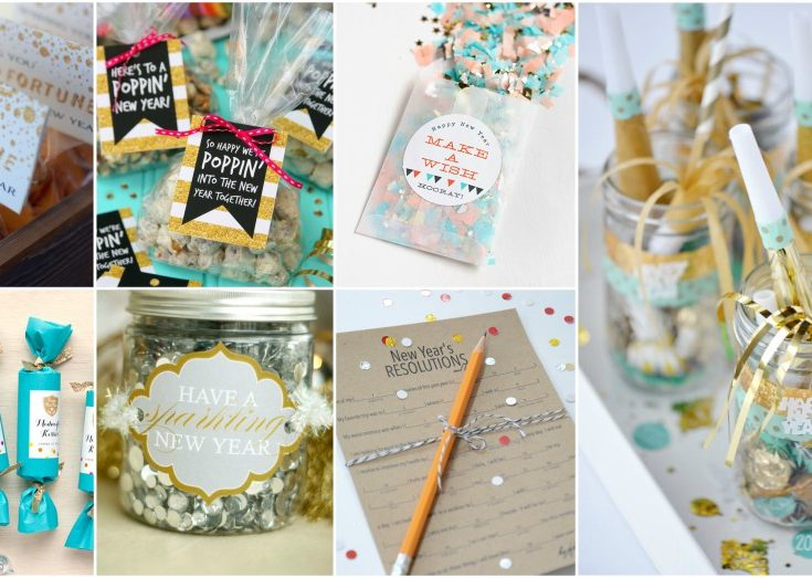 pretty new year party favors images gallery awesome new years