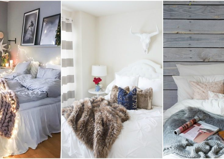Smart Winter Bedroom Decor Tips To Make It Cozy And Warm