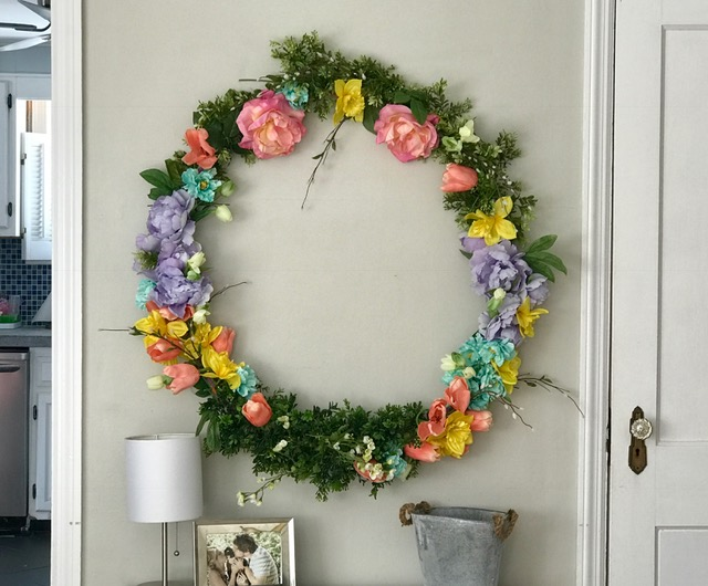 Spring Decor Diy Easy