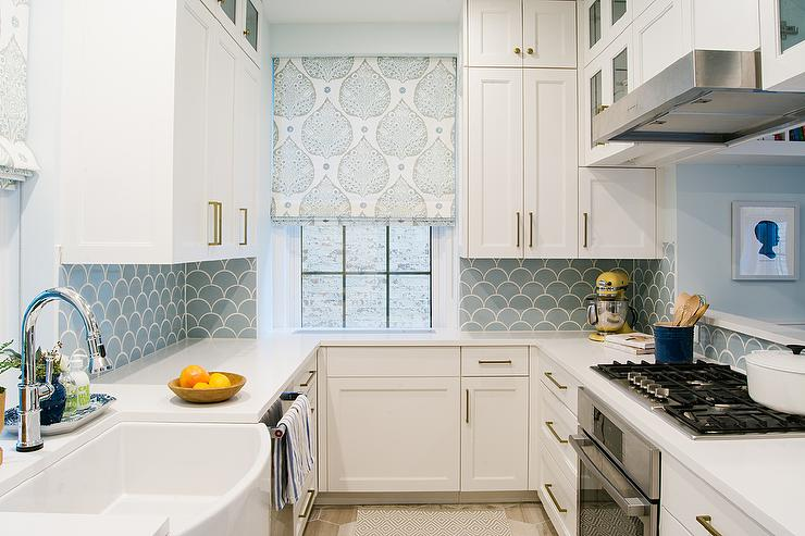 See Why Fish Scale Tile Is The Most Popular Pattern