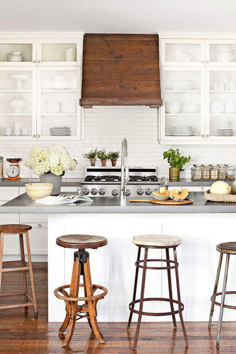 Mismatched Bar Stools To Enhance Your Kitchen In A Stunning Way