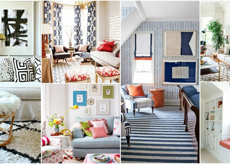 Anyone Will Understand These Tips For Mixing Different Patterns In Interior Decor