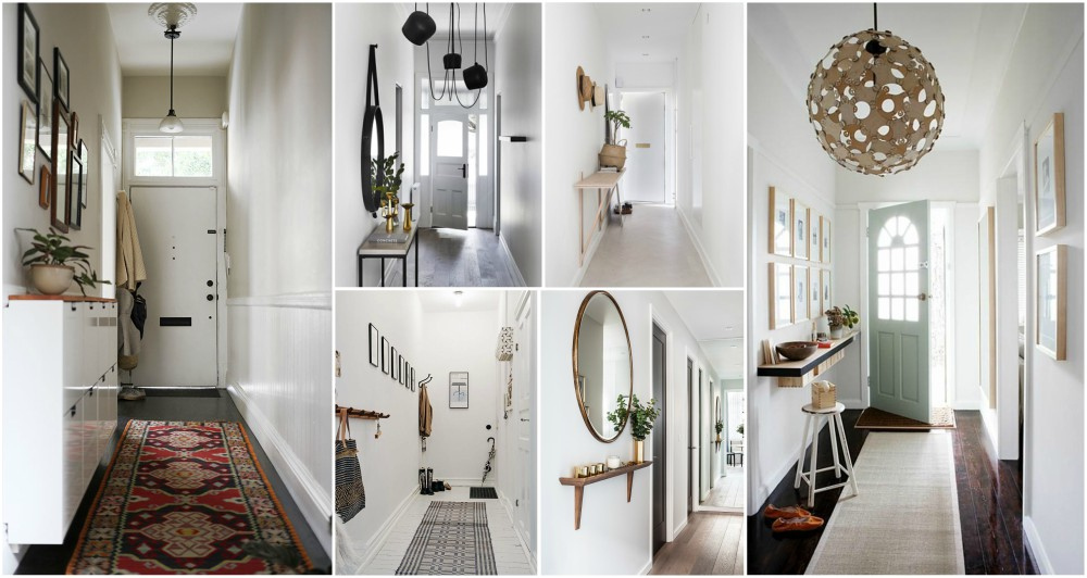 How To Decorate Your Narrow Entryway And Make It Functional?