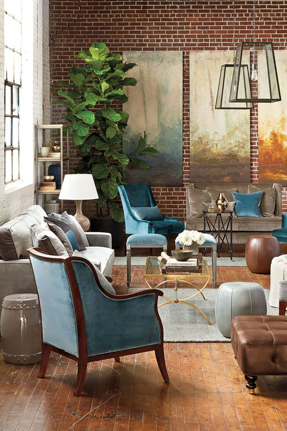 Check How Balancing Masculine And Feminine Home Decor Can