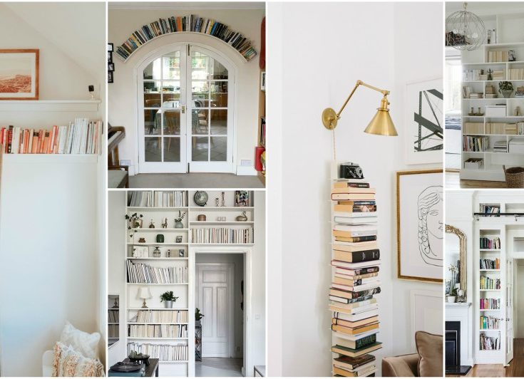 Home Library Ideas That Do Not Require Much Space