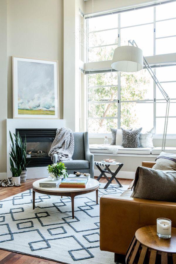 How to make a cozy living room