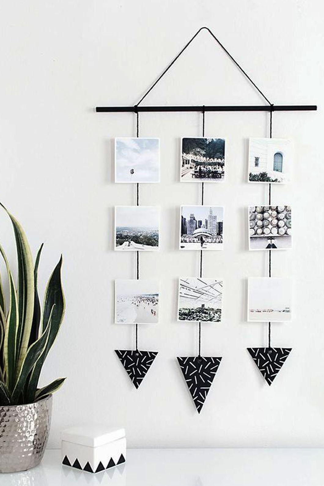 Minimalist wall decor ideas that can fit anywhere for Minimalist wall art ideas