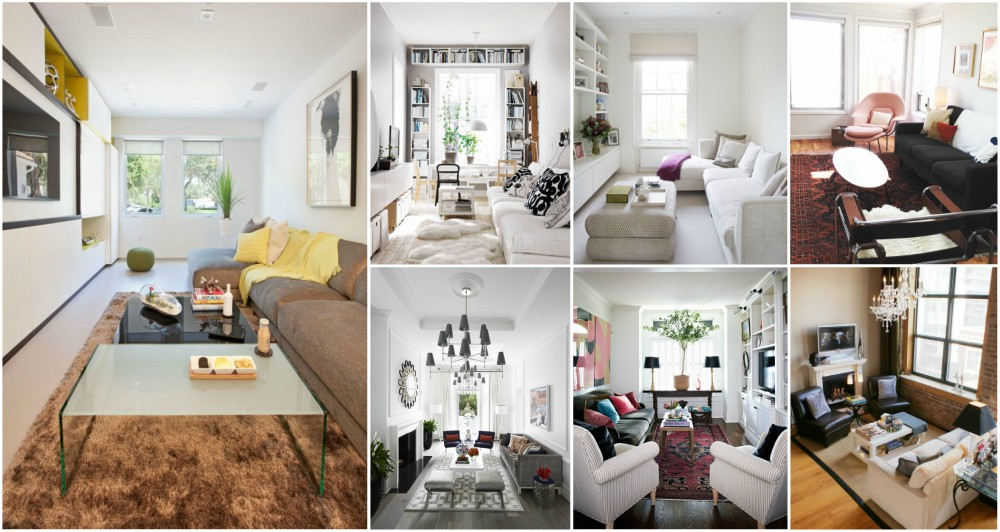 Narrow Living Room Solutions: Narrow Living Room Designs That Show The Smartest Layouts