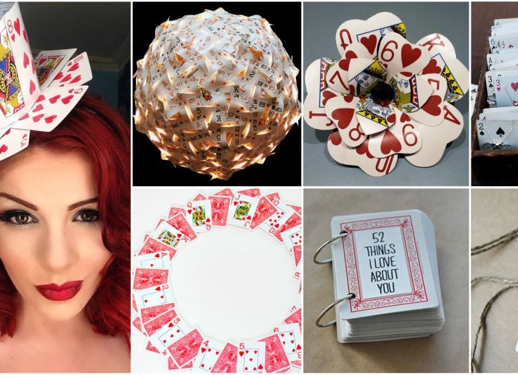 Playing Card Diy Ideas That Will Truly Impress You