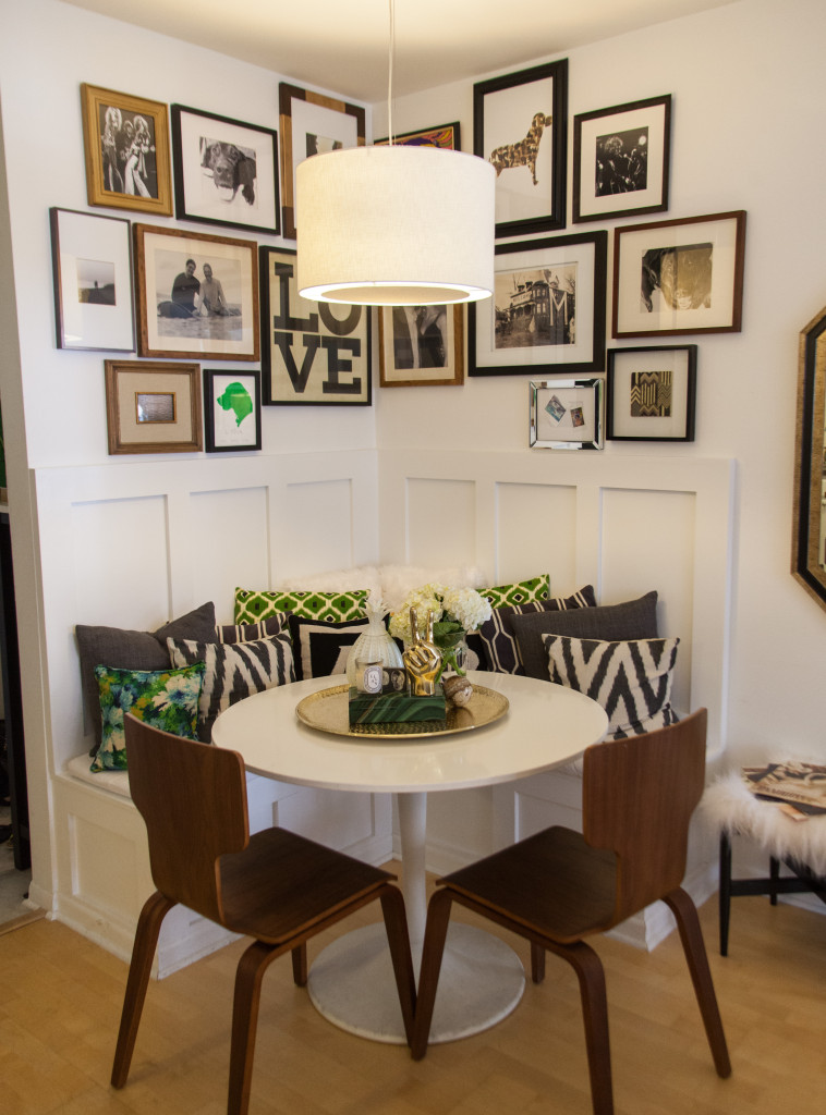 These small dining rooms prove that you dont need a big one