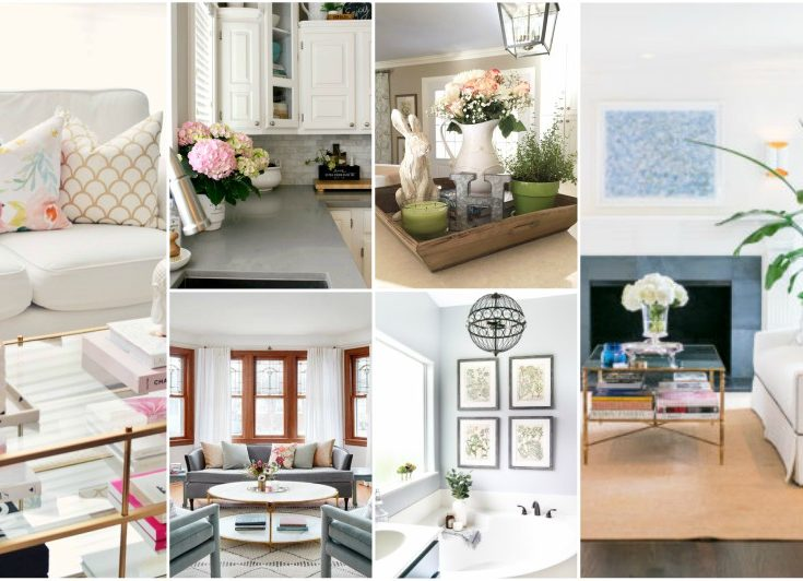 Magnificent Spring Decor Ideas To Bring Freshness In Your Home