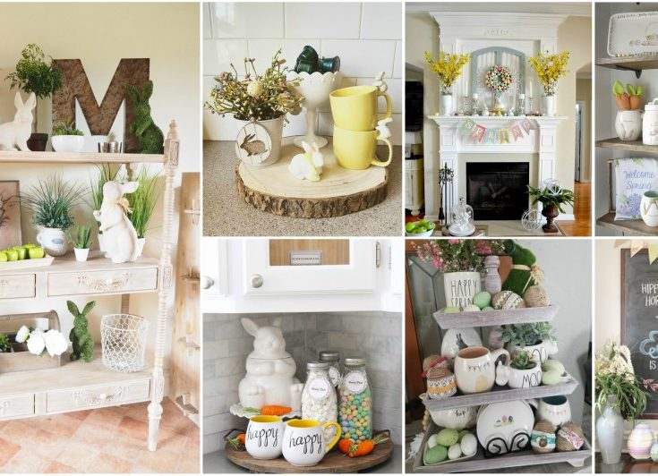 Easter decorating ideas Archives
