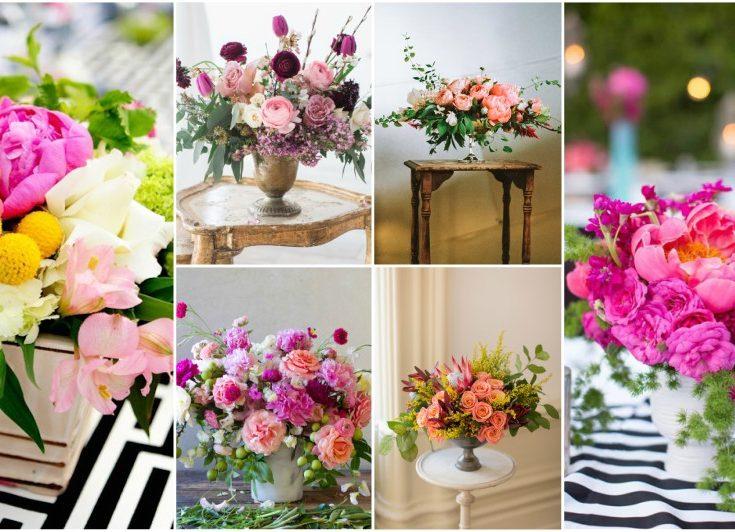 Learn How To Make Flower Arrangements Like A Pro