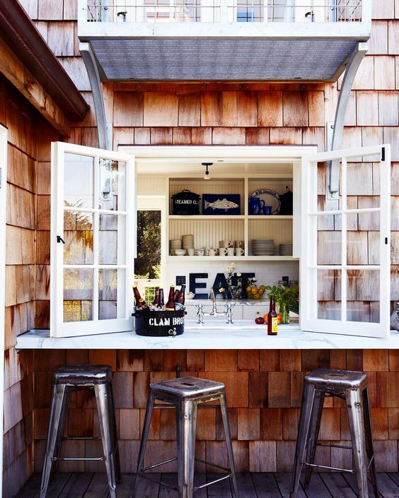 Super Cool Outdoor Bar Ideas That You Will Love
