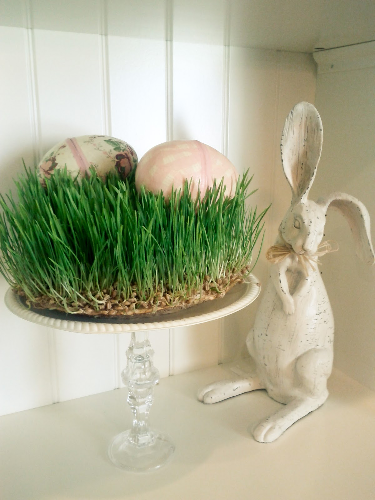 Wheat Grass Decor Ideas That You Must Make For Easter