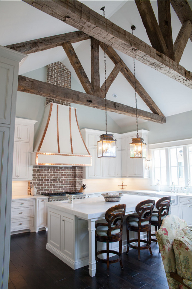 All You Need To Know If You Dream About A High Ceiling Kitchen