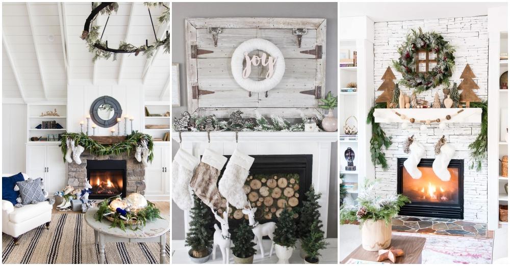 The Ultimate Tips For Tasteful Christmas Mantel Decor