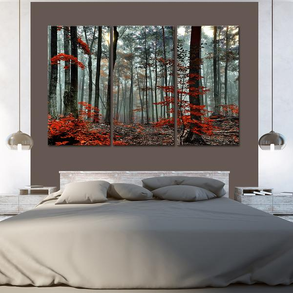 Relaxing Wall Art For The Bedroom