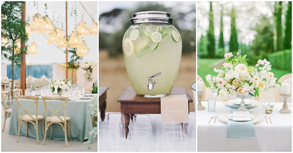 Outdoor Summer Wedding Tips That You Must Check