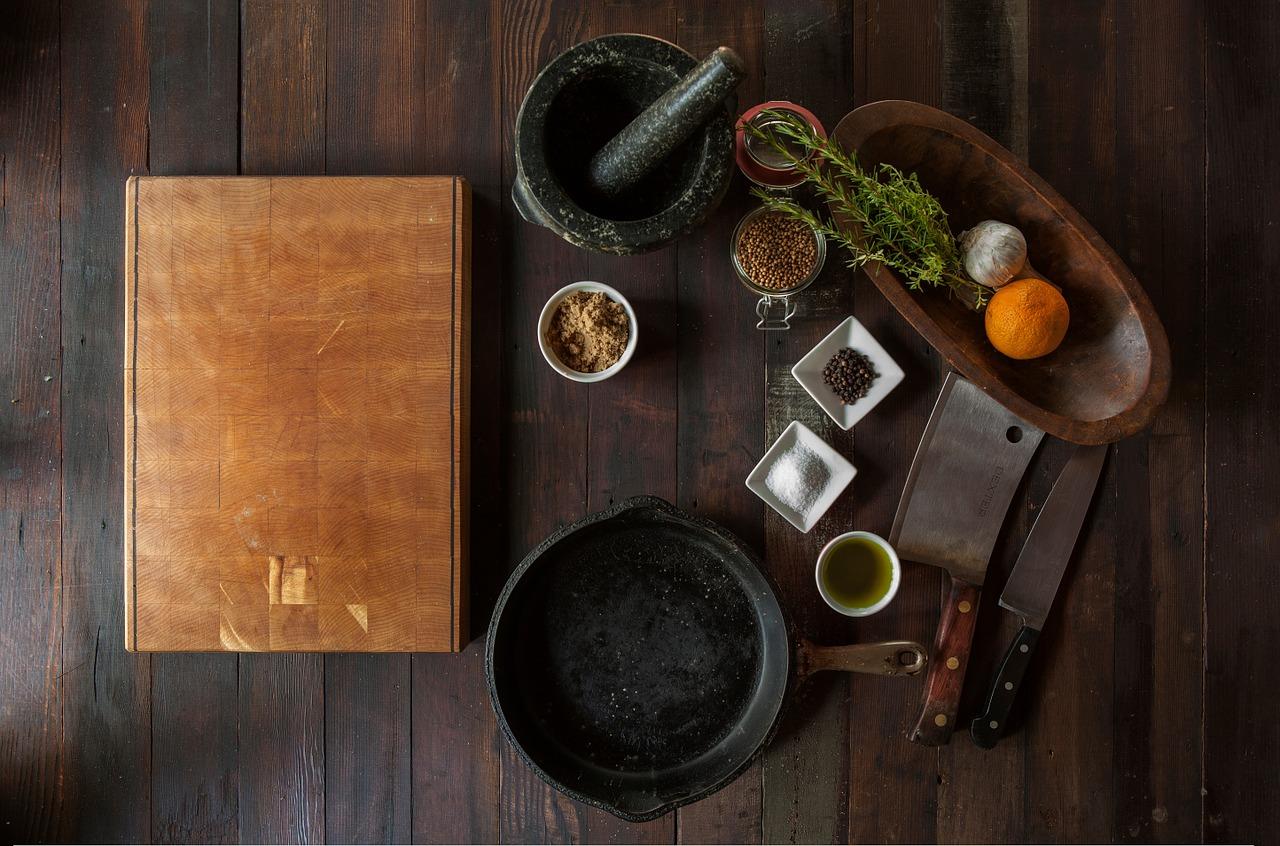 Descriptive Essay on My Kitchen