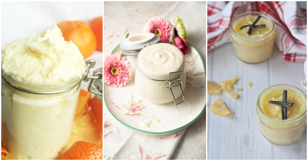 DIY Body Lotion Recipes That You Can Make At Home