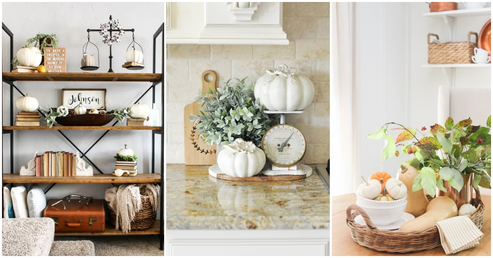 Stunning Pumpkin Decor Tips And Tricks Revealed For You