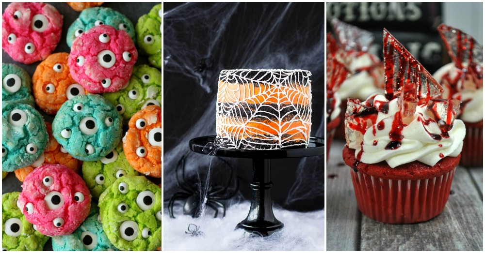 Spooky Halloween Desserts: A Carefully Picked Collection For You