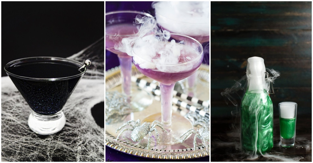 The Top Chosen Spooky Halloween Cocktails