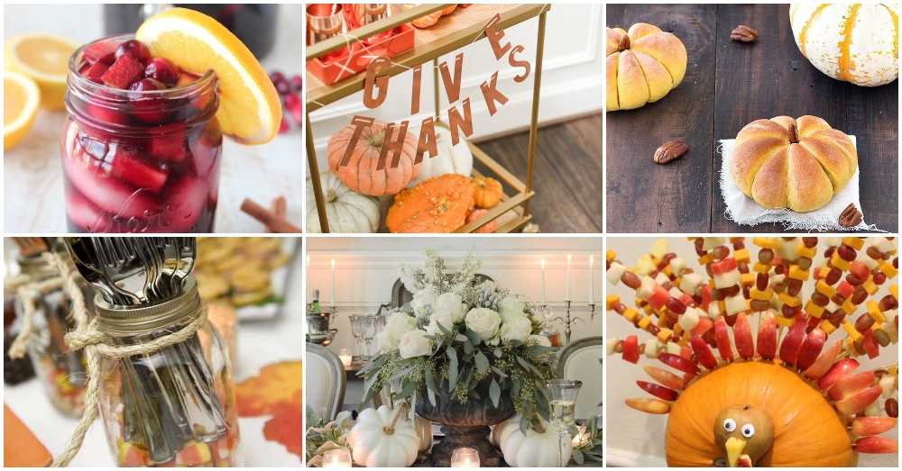 Thanksgiving Dinner Tips And Inspiring Ideas For You