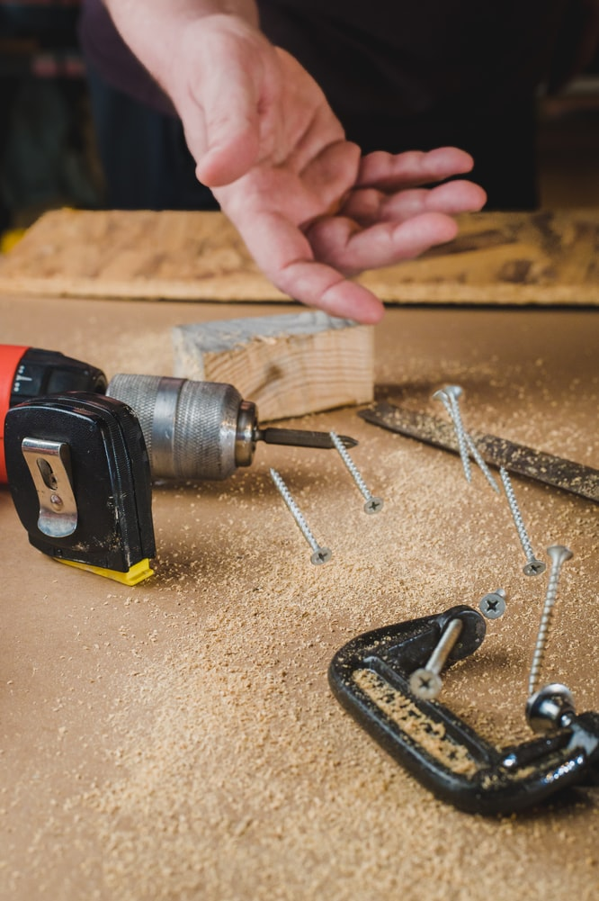 The Drill and Drill Bits You Need for Different Materials